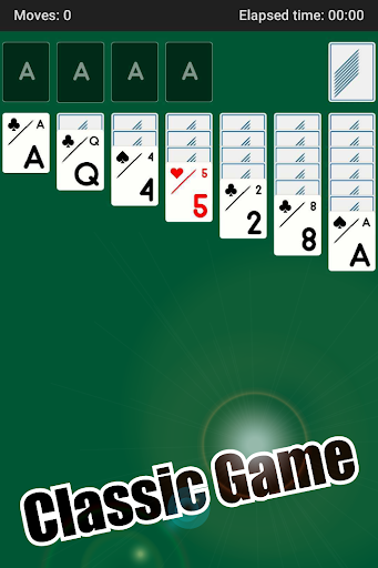 Solitaire - Free classic Klondike game screenshots 1