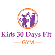 Kids 30 Days Fit - Exercises For Kids & Kids Yoga