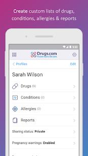 Drugs.com Medication Guide 2.12.1 Screenshots 6
