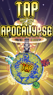 Idle Apocalypse MOD (Free Shopping) APK for Android 3