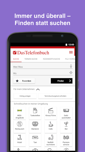 Das Telefonbuch with caller ID and spam protection  screenshots 3