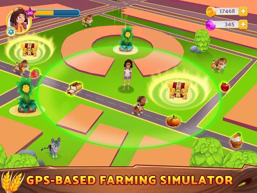 Harveston - Island in the Sky: The Farm Simulator screenshots 9