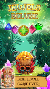 Jewels Deluxe - new mystery & classic match 3 free 3.4