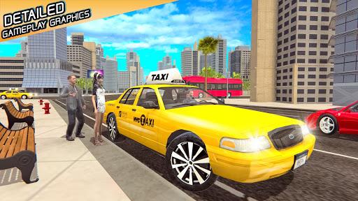 Taxi Simulator 2020  screenshots 8