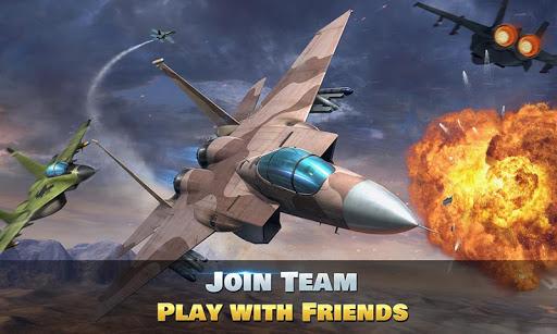 Over G: Modern Air Combat screenshots 5