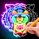 Learn to Draw Animals - Androidアプリ