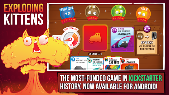 Exploding Kittens® – Official Apk Download 3