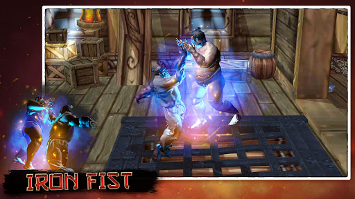 Kung Fu Madness Street Battle Attack Fighting Game apkpoly screenshots 8