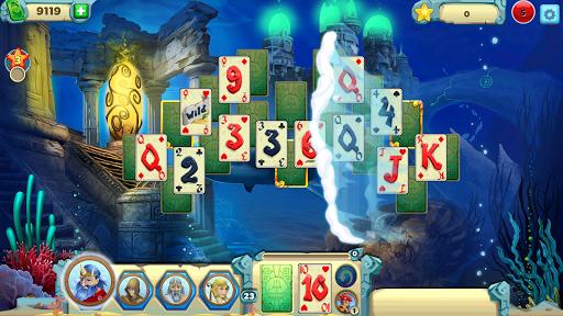 Solitaire Atlantis  screenshots 2