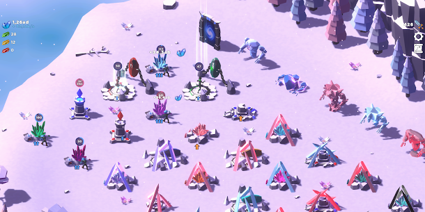 Swarm of Destiny: Fantasy World AfK Idle RPG Mix Mod Apk (Unlimited Money) 6