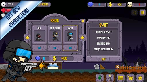 Zombie Craft Survival-Survive the dead apocalypse  screenshots 10