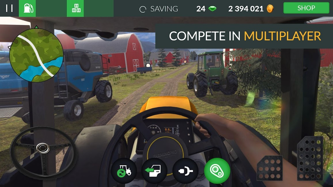 Farming PRO 3 Multiplayer Gift Code 1.2 2