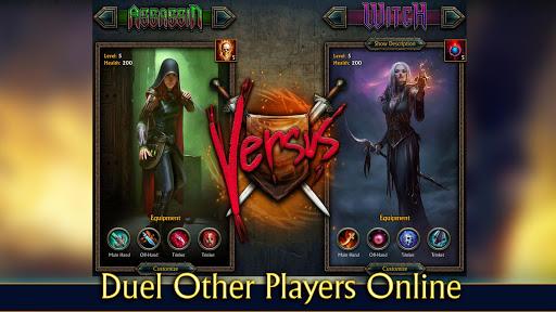Ironbound: Card Battles RPG  screenshots 1