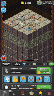 Tap Tap Dig - Idle Clicker Game Unlimited Money