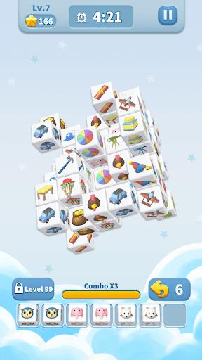 Cube Master 3D - Match 3 & Puzzle Game Apkfinish screenshots 4