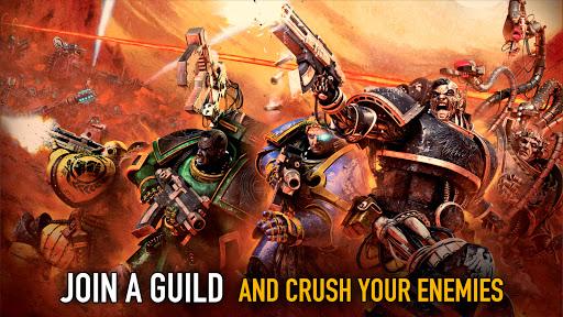 The Horus Heresy: Legions u2013 TCG card battle game  screenshots 9