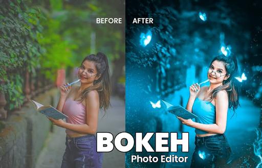 Bokeh Cut Cut - Background Changer &  Photo Editor apktram screenshots 2