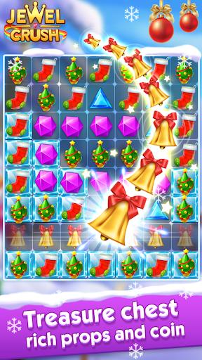 Jewel Crushu2122 - Jewels & Gems Match 3 Legend Apkfinish screenshots 9