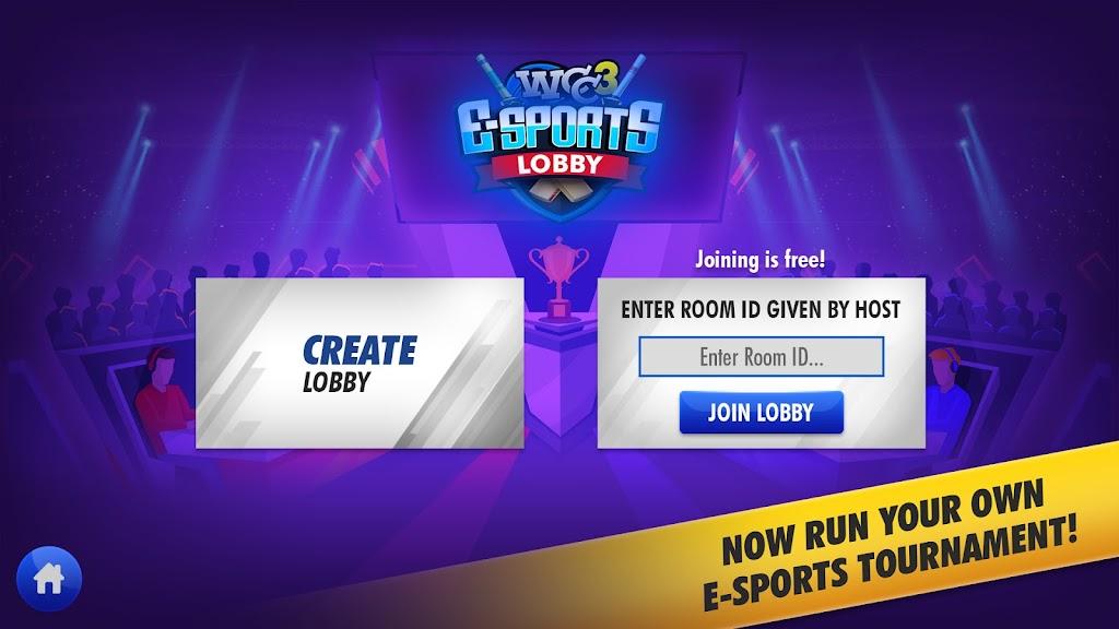 World Cricket Championship 3 - WCC3 poster 11