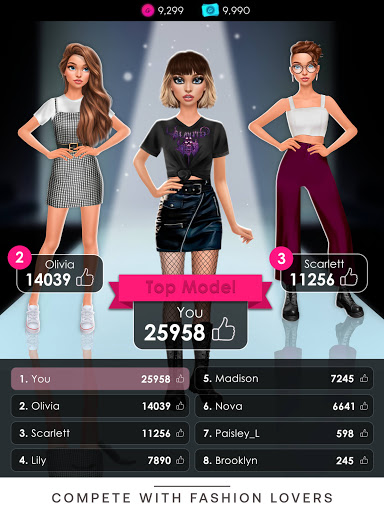GLAMM'D - Fashion Dress Up Game 1.1.2 screenshots 12