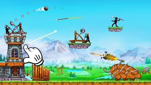 The Catapult 2: Grow Castleu30fbTower Defenseu30fbStickman  screenshots 10