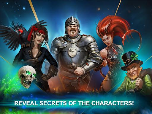 Blood of Titans: Quest & Battle Fantasy ccg 1.19 screenshots 9