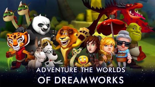 Baixe DreamWorks Universe of Legends Mod Apk Última Versão – {Atualizado Em 2021} 1