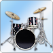 Easy Real Drums-Real Rock and jazz Drum music game - Androidアプリ