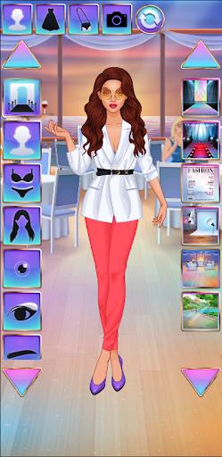Amigas Fashion Universitu00e1rias - Jogos de Vestir 0.12 screenshots 11