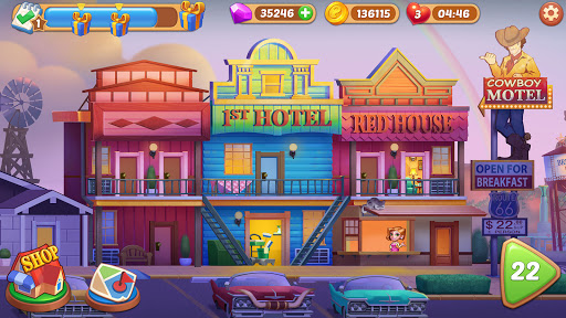 Hotel Craze: Grand Hotel Story 1.0.0 screenshots 8