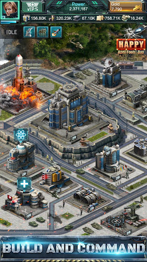 War Games - Commander 1.3.252 screenshots 1