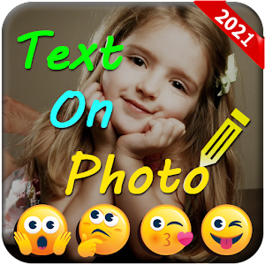 Text on PhotoImage : Pic Master, Quotes Creator