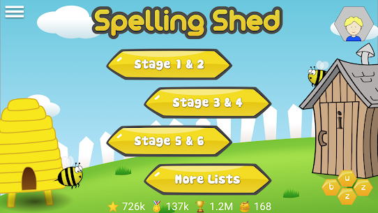 Spelling Shed 4