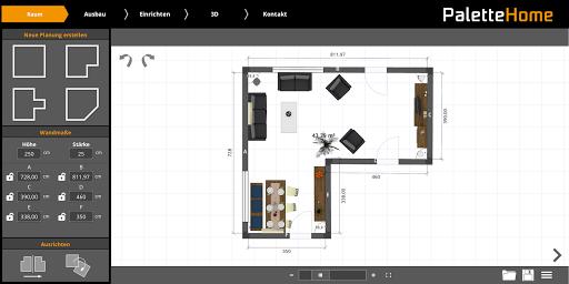 Palette Home 5.2.125.4010 Screenshots 1