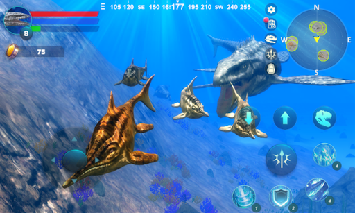 Mosasaurus Simulator screenshots 6