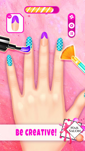 Super Nail Salon: Girl Games screenshots 19