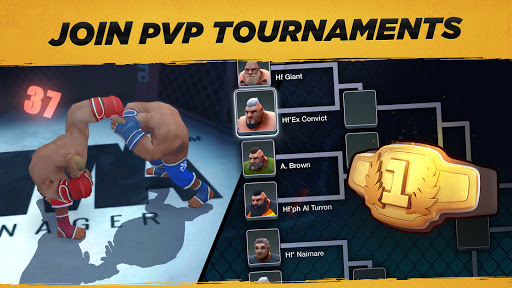 MMA Manager 2021 0.35.3 Screenshots 10