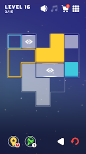 Move The Block : Perfect Slide Puzzle MOD APK 1.04 (No Ads) 5