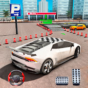 Modern Car Drive Parking Free Games - Car Games