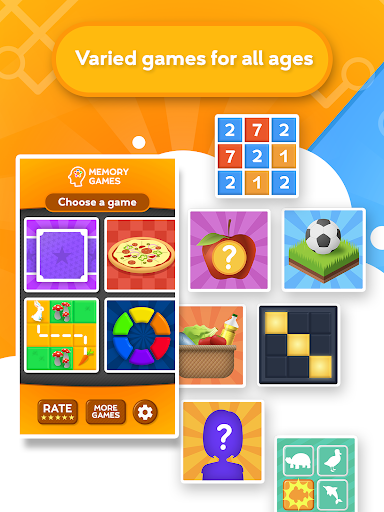 Train your Brain - Memory Games 2.6.9 screenshots 8