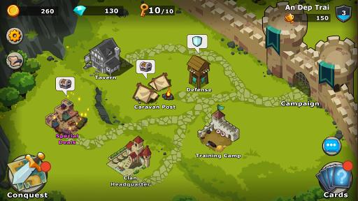 Knights and Glory - Tactical Battle Simulator 1.8.5 screenshots 6