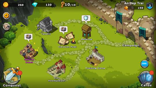 Knights and Glory – Tactical Battle Simulator Mod Apk (Auto Win) 6