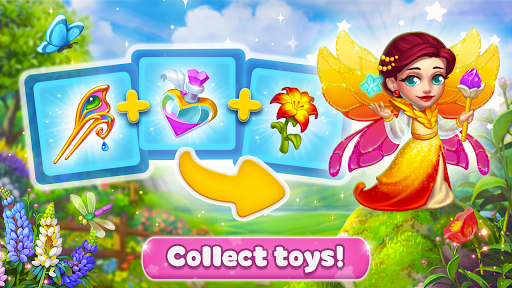 Magic Seasons - build and craft game apktram screenshots 5
