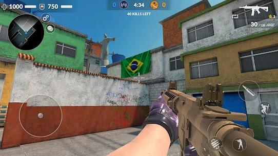 Critical Strike CS MOD APK (MEGA MOD/Unlimited Ammo) 7
