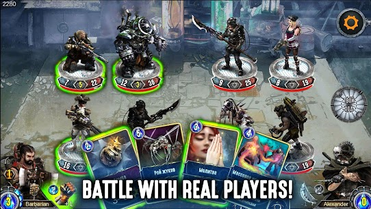 Regular Heroes – Steampunk Card Game (CCG) Apk Download, NEW 2021 4