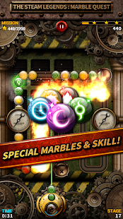 Steam Legend : Marble Quest Screenshot