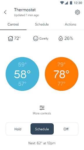 Hive - Smart Home  screenshots 2