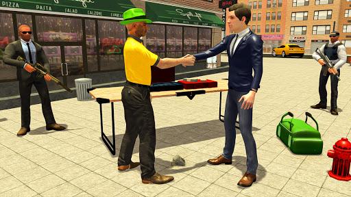 Télécharger Gratuit Projet Gangster Auto Theft: Real Gangster Crime APK MOD (Astuce) screenshots 1