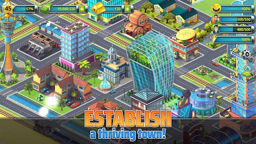 Town Building Games: Tropic City Construction Game 1.2.17 Screenshots 16