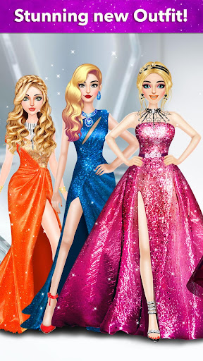 Model Fashion Red Carpet: Dress Up Game For Girls 0.4 screenshots 1